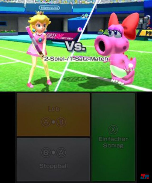 Screenshot - Mario Sports Superstars (3DS) 92542194