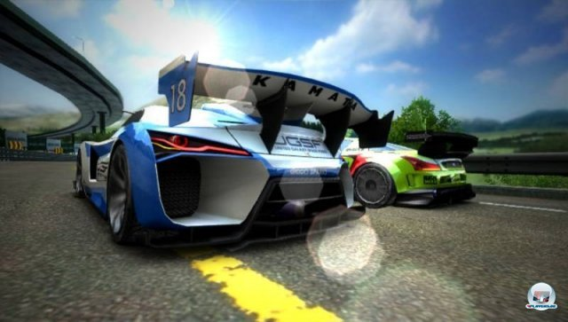 Screenshot - Ridge Racer Vita (PS_Vita) 2293437