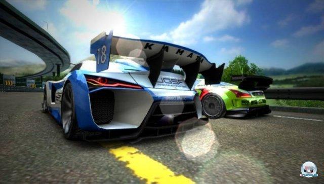 Screenshot - Ridge Racer Vita (PS_Vita) 2293437
