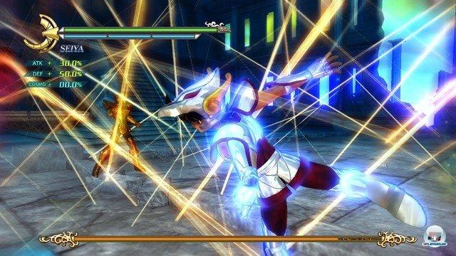 Screenshot - Saint Seiya: Sanctuary Battle (PlayStation3) 2274097