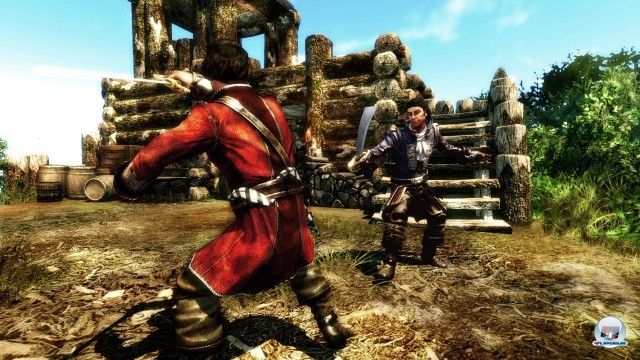 Screenshot - Risen 2: Dark Waters (PC) 2222787