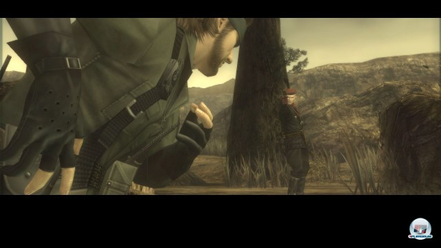 Screenshot - Metal Gear Solid: HD Collection (PlayStation3) 2251417