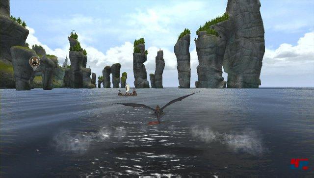 Screenshot - Drachenzähmen leicht gemacht 2 (PlayStation3) 92486214