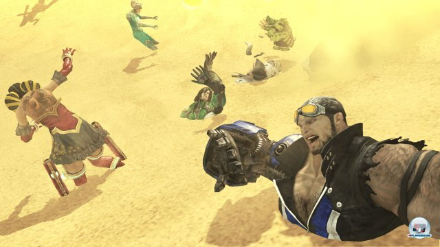 Screenshot - Anarchy Reigns (360) 92435537