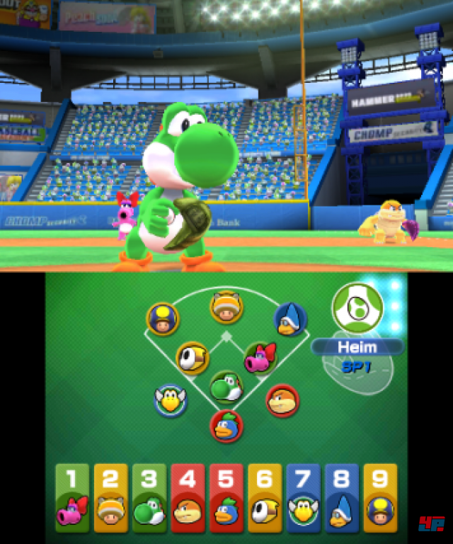 Screenshot - Mario Sports Superstars (3DS) 92542167