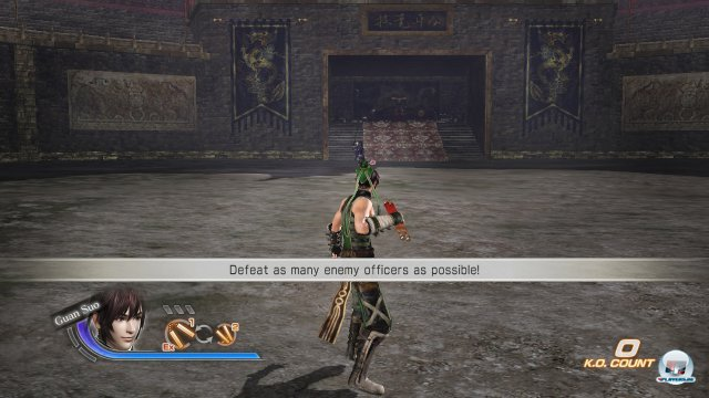 Screenshot - Dynasty Warriors 7: Xtreme Legends (PlayStation3) 2277262