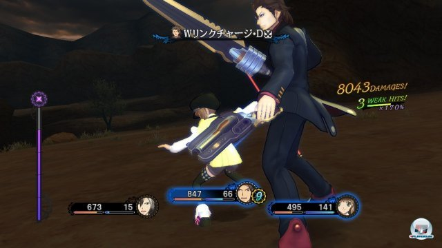 Screenshot - Tales of Xillia 2 (PlayStation3) 2382332
