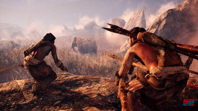 Screenshot - Far Cry Primal (PlayStation4) 92520623