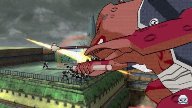 Screenshot - Naruto Shippuden: Ultimate Ninja Impact (PSP) 2260022