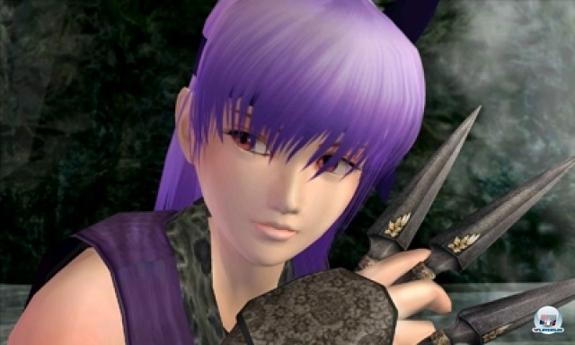 Screenshot - Dead or Alive: Dimensions (NDS) 2224192