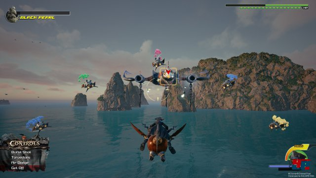 Screenshot - Kingdom Hearts 3 (PS4)