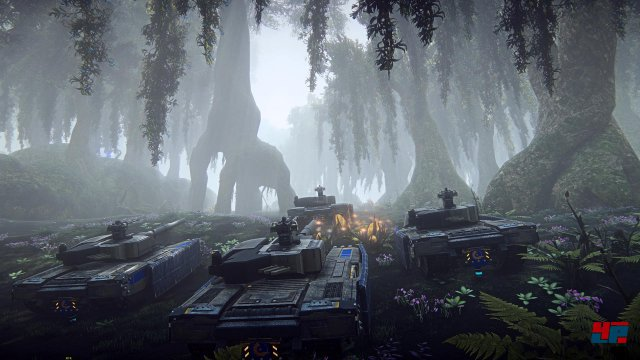 Screenshot - PlanetSide 2 (PlayStation4)
