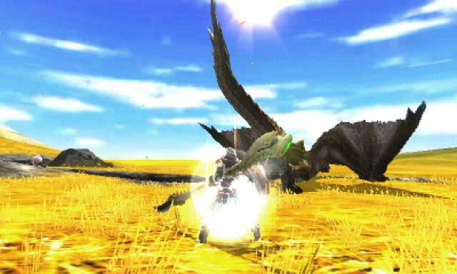 Screenshot - Monster Hunter 4 (3DS) 92399062