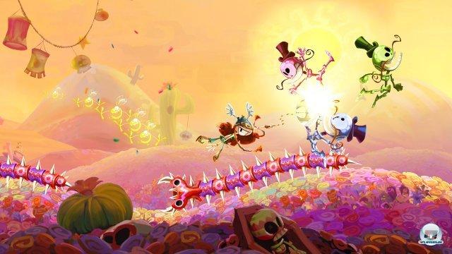 Screenshot - Rayman Legends (360) 92460270
