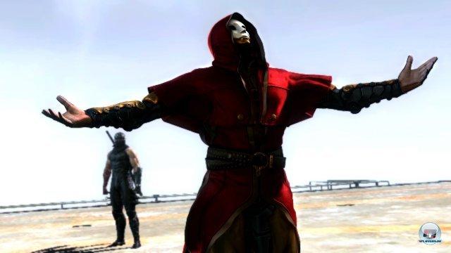 Screenshot - Ninja Gaiden 3 (PlayStation3) 2299842