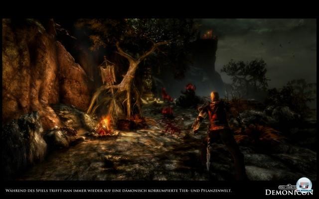 Screenshot - Das Schwarze Auge: Demonicon (PC) 2243773