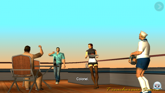 Screenshot - Grand Theft Auto: Vice City (iPhone) 92430642