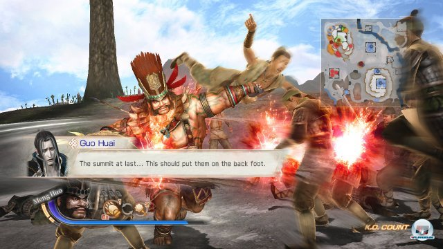 Screenshot - Dynasty Warriors 7: Xtreme Legends (PlayStation3) 2277307