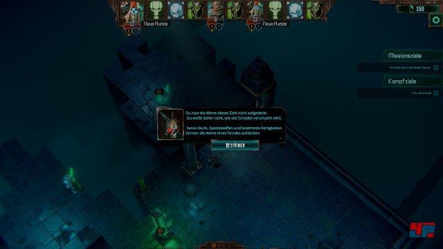 Screenshot - Warhammer 40.000: Mechanicus (Linux) 92579868