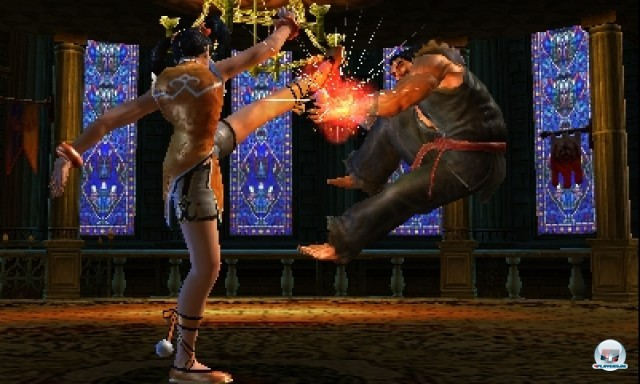 Screenshot - Tekken 3D Prime Edition (3DS) 2250717