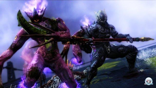 Screenshot - Ninja Gaiden 3 - Razor's Edge (Wii_U) 92416617