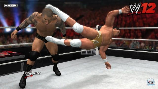 Screenshot - WWE '12 (360) 2241862