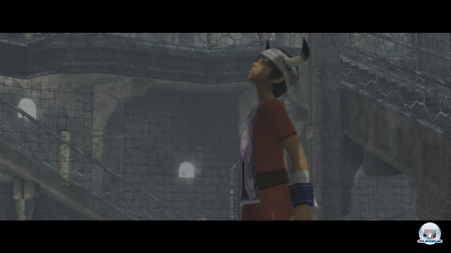Screenshot - ICO & Shadow of the Colossus HD (PlayStation3)