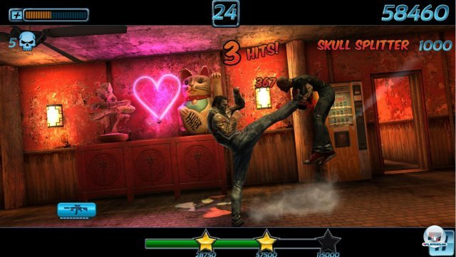 Screenshot - Fightback (Android)