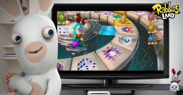 Screenshot - Rabbids Land (Wii_U) 2385572