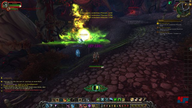 Screenshot - World of WarCraft: Legion (Mac) 92530806