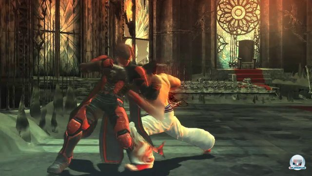 Screenshot - Tekken Revolution (PlayStation3)