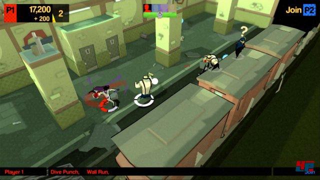 Screenshot - Deadbeat Heroes (PC)