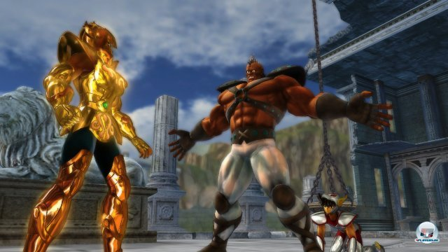Screenshot - Saint Seiya: Sanctuary Battle (PlayStation3) 2265502