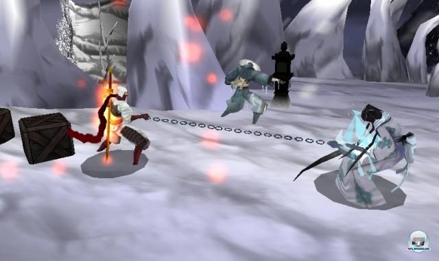 Screenshot - Shinobi (3DS) 2247027