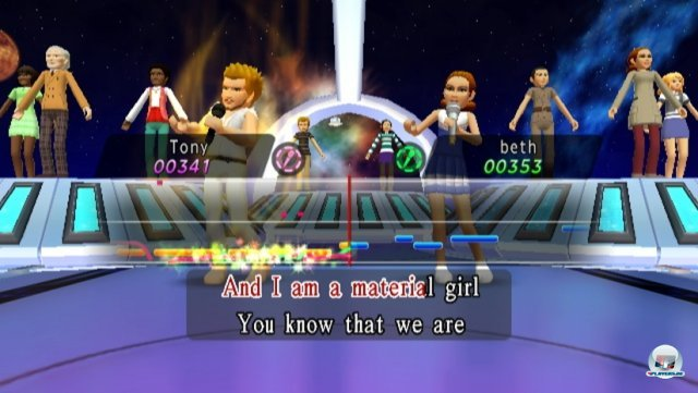 Screenshot - Karaoke Joysound (Wii)
