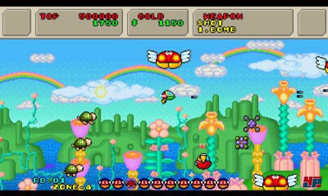 Screenshot - SEGA 3D Classics Collection (3DS) 92530975