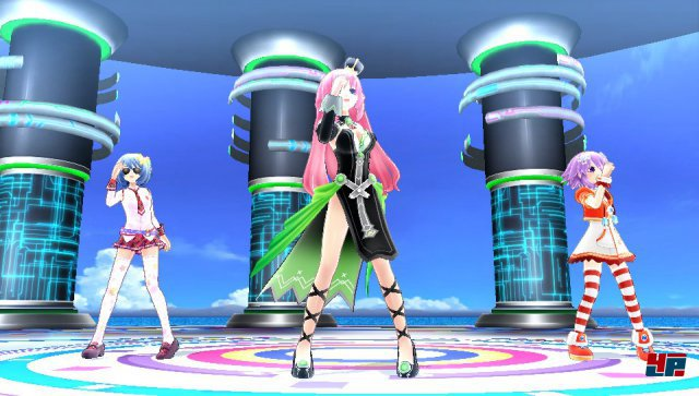 Screenshot - Hyperdimension Neptunia PP (PS_Vita)