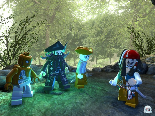 Screenshot - Lego Pirates of the Caribbean - Das Videospiel (360) 2221393