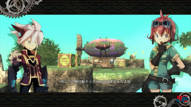 Screenshot - Rodea: The Sky Soldier (Wii_U)
