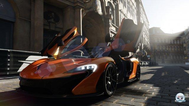 Forza Motorsport 5 ist einer der Exklusiv-Titel für die Xbox One.