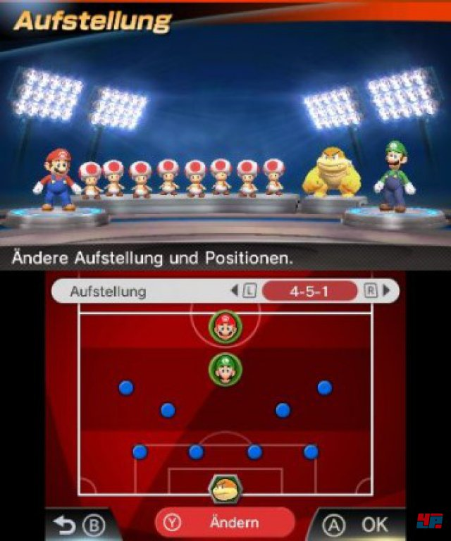 Screenshot - Mario Sports Superstars (3DS) 92542170