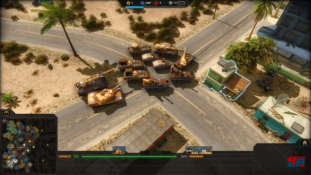 Screenshot - Act of Aggression (PC)