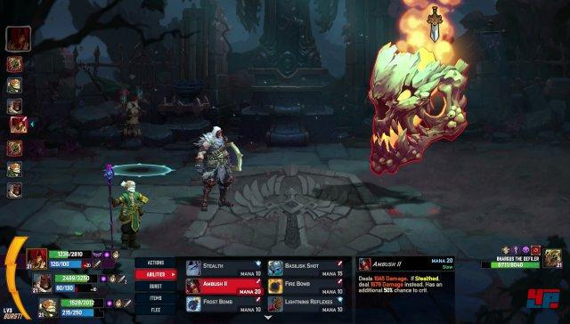 Screenshot - Battle Chasers: Nightwar (PC) 92553696