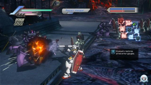 Screenshot - Dynasty Warriors: Gundam 3 (360) 2224307