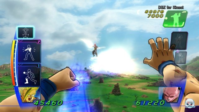 Screenshot - DragonBall Z f�r Kinect (360) 2362912