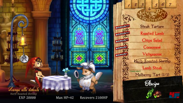Screenshot - Odin Sphere (PS3) 92529005