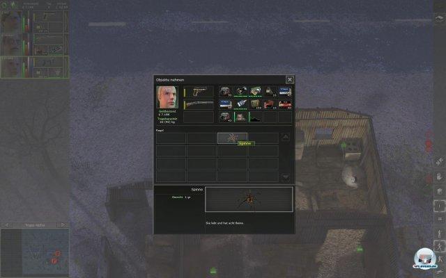 Der für Jagged Alliance typische Humor muss mit der Lupe gesucht werden. Kombinierbare Gegenstände (z.B. für Bomben zum Selberbauen) gibt es auch nicht mehr.