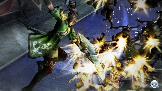 Screenshot - Dynasty Warriors 8 (PlayStation3) 92433867