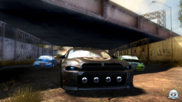 Screenshot - FlatOut 3: Chaos & Destruction (PC)