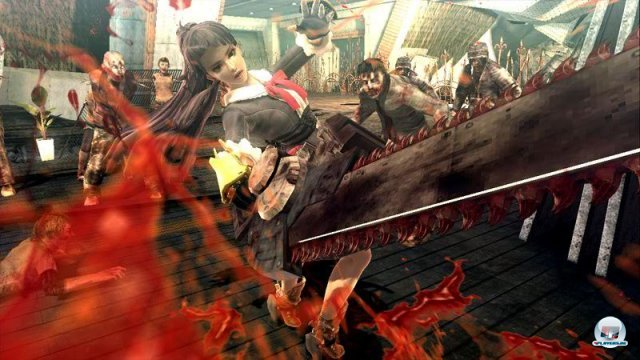 Screenshot - Onechanbara Z: Kagura (360) 2260357